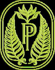 Plume & Petal Crest Green
